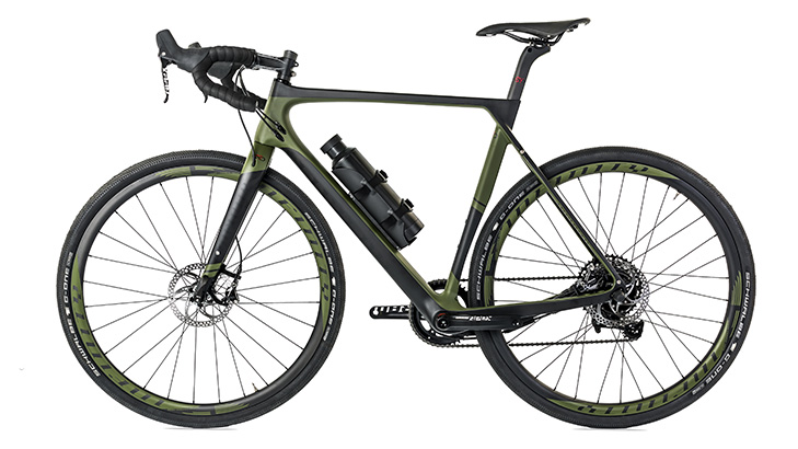 Infinity ebike Carbon Fitness