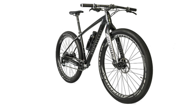 ebike Infinity Urban grey profile